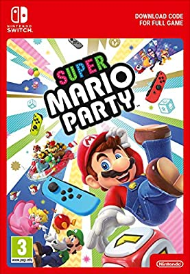 Super Mario Party Twister Parent