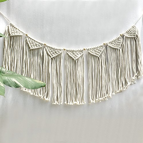 Macramé de colgar en la pared Tapiz – boho chic Home Decor de par