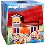 playmobil 4145 maison famille transport. Black Bedroom Furniture Sets. Home Design Ideas
