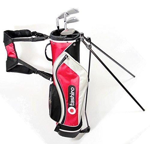 kinder-golfset-kids-6-8-jahre-golfbag-4-golfschlager-zubehor-eisen-6-7-8-9-sw-putter-9-golfballe-gol
