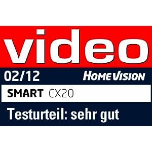 Smart CX 20 HDTV-Satellitenreceiver (CI+, USB, PVR ready