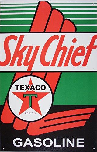 texaco-sky-chief-werbe-targa-placca-metallo-piatto-nuovo-31x40cm-vs731-1