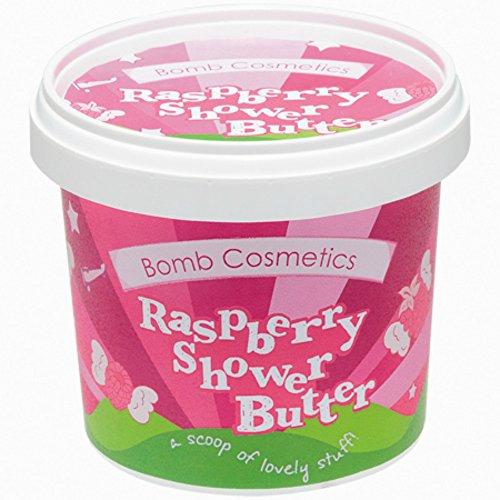 Bomb Cosmetics Ice Cream Body-Wash Duschbutter Raspberry Blower