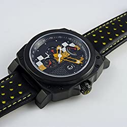 Veloce Giallo Racing Watch [Watch]