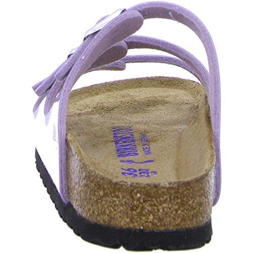 Birkenstock  1006157, Spartiates femme Magic Galaxy lavender