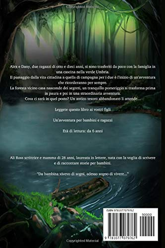 Zoom IMG-1 la foresta dei segreti piccole