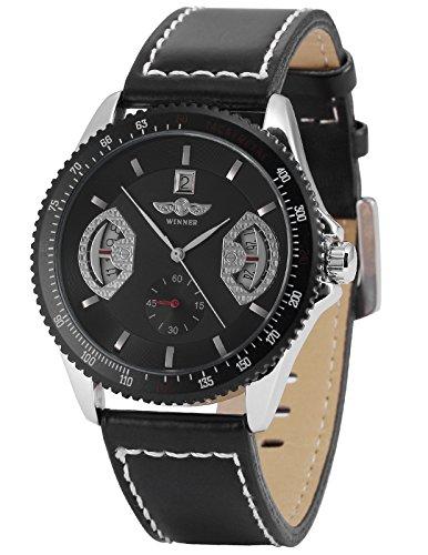 Ampm24 pmw010 - orologio da polso da uomo colore nero
