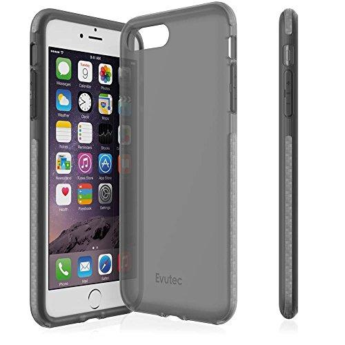 Evutec Selen kratzfest leicht Schutzhülle für Apple iPhone 7–Schwarz Smoke Gold