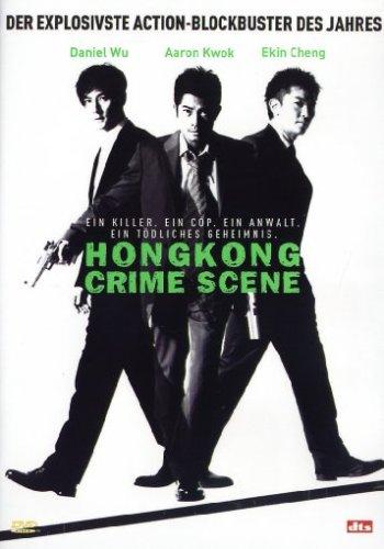 Hongkong Crime Scene