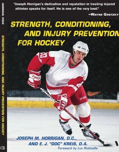 Strength, Conditioning and Injury Prevention for Hockey por Joseph Horrigan