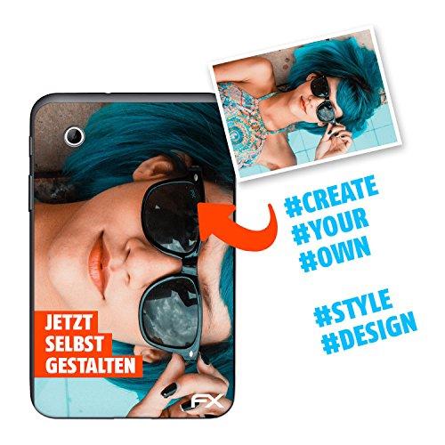 Preisvergleich Produktbild Personalisierbare Samsung Galaxy Tab 2 7.0 GT-P3100 Designfolie - gestalte deinen Skin Aufkleber im Custom-Konfigurator einfach selbst