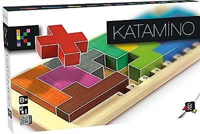 Gigamic - KATACLA - Jeu de Réflexion - Katamino Classic