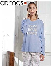 ADMAS - Pijama Mujer Mujer