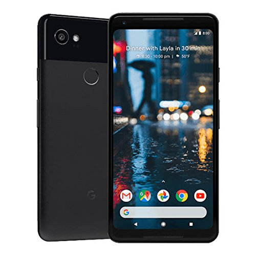 Google Pixel 2 XL 4G 64GB just black UK