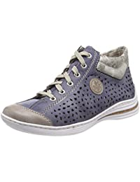 Amazon.fr   Rieker - Rieker   Baskets mode   Chaussures femme ... 5ca830c8fe90