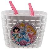 Widek Disney Princess - Cesta para bicicleta, diseño de princesas Disney blanco(diseño surtido), 1 unidad