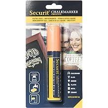 Líquido Chalk Marker naranja 1 pieza - Estados 7-15mm