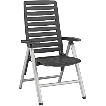 Gartenstühle hochlehner  Amazon.de: Kettler Gartenstuhl Hochlehner - hochwertiger ...