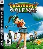 Everybody's Golf World Tour...