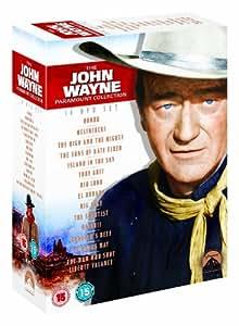 The John Wayne Ultimate Collection [DVD]