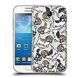 Head Case Designs Petit Basset Griffon Vendeen Hunderassen Modelle 15 Soft Gel Hülle für Samsung Galaxy S4 Mini I9190