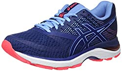 Asics Women's Gel-pulse 10 Running Shoes, Blue (Blue Printblue Print 401), 8 Uk
