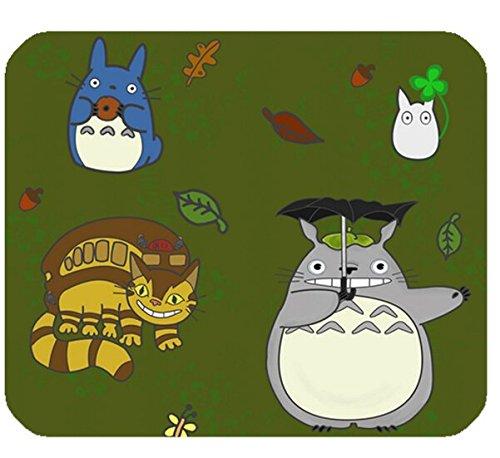 My Neighbor Totoro Hintergrund Rechteck rutschfeste Mauspad Laptop Gaming Mauspad MNT Mouse Pad27