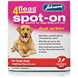 Johnson's 4Fleas Spot-On Large Dog