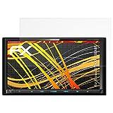 atFoliX Folie für Kenwood DNX7170DABS Displayschutzfolie - 2 x FX-Antireflex-HD hochauflösende entspiegelnde Schutzfolie