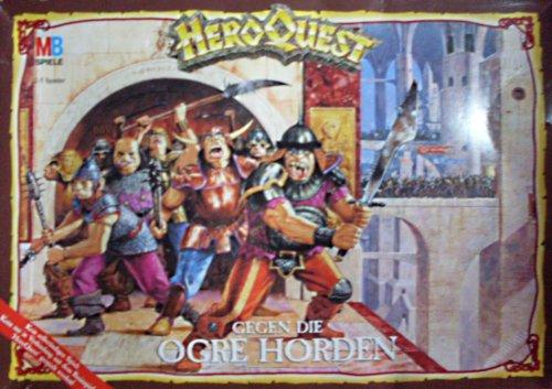 GEGEN-DIE-OGRE-HORDEN-Hero-Quest-Erweiterungs-Set-mit-7-neuen-Abenteuern