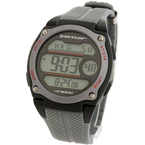 Dunlop-Dunlop digitale quartz watch