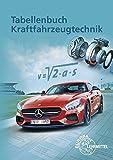 Produkt-Bild: Tabellenbuch Kraftfahrzeugtechnik: Mit Formelsammlung
