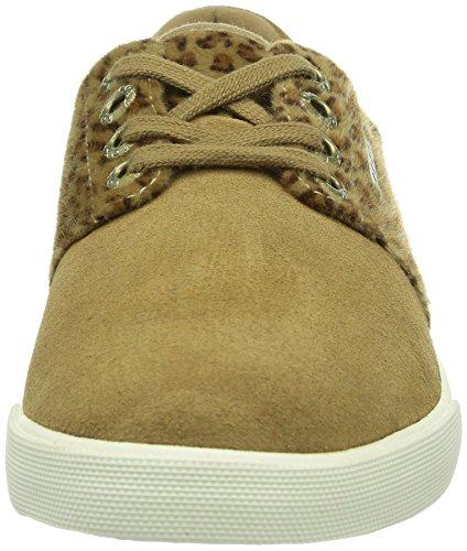 Roxy SWAN Damen Sneakers Braun (Tan/Tan)