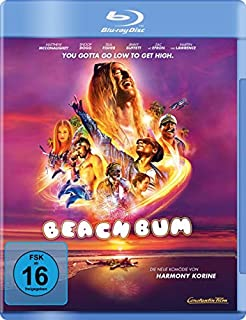 Beach Bum [Blu-ray]