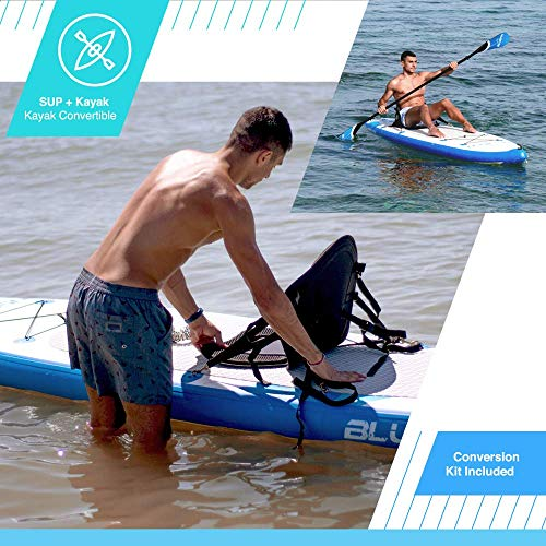 Aufblasbares Bluefin Stehpaddel-Board im Test: Das Familien-Board - 5