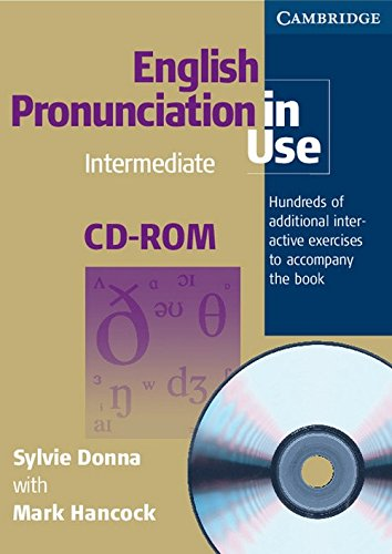 English Pronunciation in Use Intermediate CD-ROM (Single User)