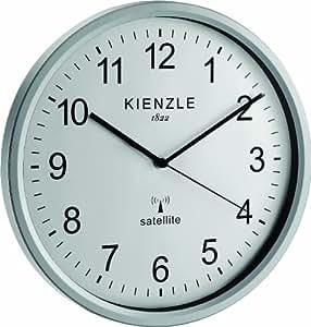 Kienzle - Pendule murale - V60197632090 - Quartz - Analogique - Radio