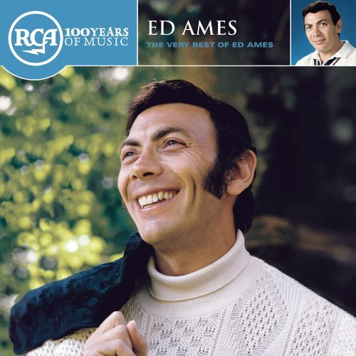 The Very Best Of Ed Ames by Ed Ames (2001-08-07) (Ed Ames-cds)