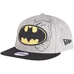 Batman DC Comics Gris / Negro Gorra de beisbol Tamaño Ajustable