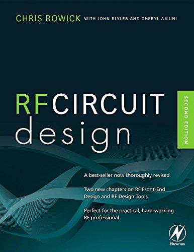 RF Circuit Design por Christopher Bowick