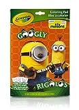 Crayola 04-5870-E-000 - Malbücher - Googly Eyes - Minions