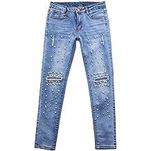 c2fbea975c Amazon.es  jeans perlas
