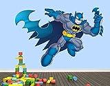Klebefieber Wandtattoo Batman B x H: 30cm x 20cm