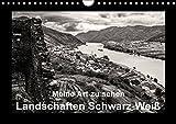 Meine Art zu sehen - Landschaften Schwarz-Weiß (Wandkalender 2016 DIN A4 quer): Fine Art Landschafts Fotografien in schwarz-weiß (Monatskalender, 14 Seiten) (CALVENDO Natur)