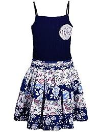 Naughty Ninos Crepe a-line Dress