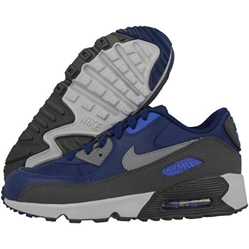 Nike Jungen 833420-402 Sneaker binary blue-cool grey-anthracite-wolf grey