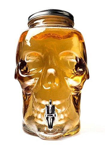 Getränkespender - Skull Drink Dispenser ()