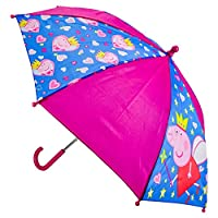 Childrens Princess Peppa Pig Umbrella