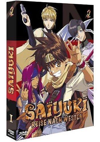 Vol. 1, Staffel 1 (Episoden 1 - 13) (3 DVDs)