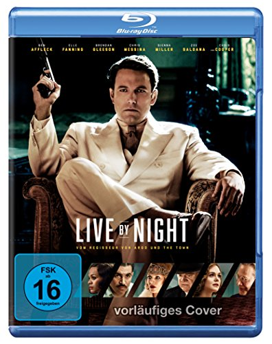 Live by Night [Blu-ray]